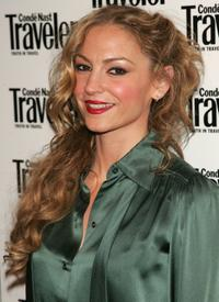 Drea de Matteo at the Conde Nast Traveler 19th Annual Readers Choice Awards.