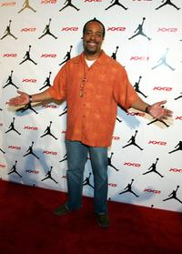 Robert Gossett at the celebration for Jordan Brand's launch of the Air Jordan XX2 shoe.