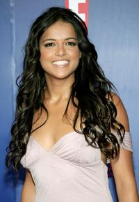 Michelle Rodriguez at the 5th Annual Taurus World Stunt Awards.