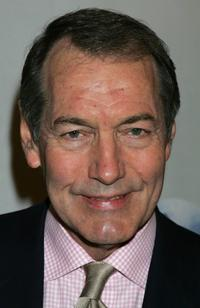 Charlie Rose at the Hollywood Radio & Television Society's