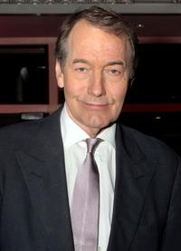 Charlie Rose at the Legends 2008 gala.