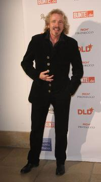 Thomas Gottschalk at the DLD Star Night.