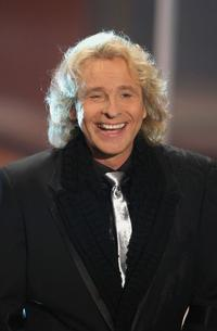 Thomas Gottschalk at the live broadcast of the TV show