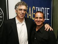 Elliott Gould and Paul Bales at the reception held by SAG and SAGIndie to celebrate the films and performances of the L.A. Film Festival at Tengu.