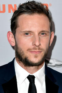 Jamie Bell at the 2019 British Academy Britannia Awards in Beverly Hills, California.