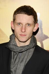 Jamie Bell at the premiere of