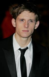 Jamie Bell at the UK premiere of