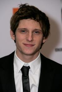 Jamie Bell at the Orange British Academy Film Awards.