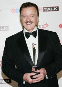 Robert Goulet at the Canada's Walk of Fame Gala sponsored by Chanel at the HummingBird Centre.