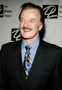 Robert Goulet at the 71st Annual Drama League Awards Luncheon at the Marriott Marquis Hotel.