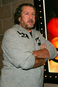 Steve Jones at the Utah premiere of