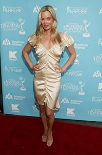 Jennifer Gareis at the 34th Annual Daytime Creative Arts and Entertainment Emmy Awards.