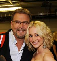 Bill Engvall and Kellie Pickler at the 2009 CMT Music Awards.