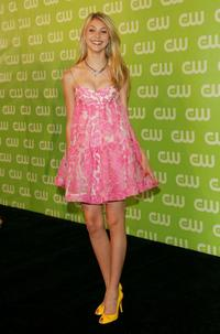 Taylor Momsen at the CW Network Upfront.