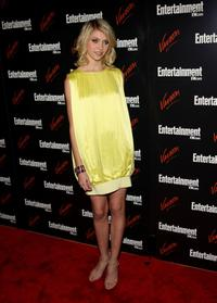 Taylor Momsen at the Entertainment Weekly and Vavoom annual upfront party.