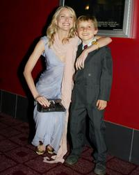 Naomi Watts and David Dorfman at the world premiere of