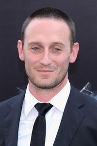 Josh Stewart at the New York premiere of