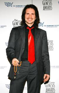 Hal Sparks at the 22nd annual Genesis Awards.