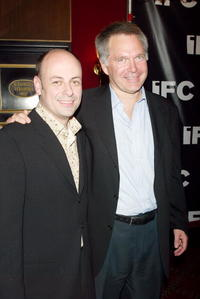 Todd Graff and Jonathan Sehring at the New York premiere of