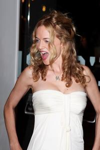 Heather Graham at The Times BFI 51st London Film Festival after party following the UK premiere of