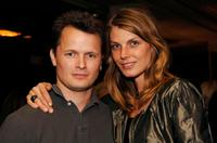 Holter Graham and Angela Lindvall at the Discovery Upfront Presentation NY - Talent Images.