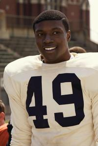 Rob Brown as Ernie Davis in