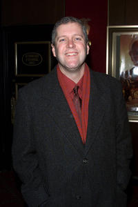 Mike Rich at the premiere of