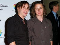 Kieran Culkin and Rory Culkin at the 2008 Toronto International Film Festival.