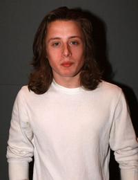 Rory Culkin at the Apple Store Soho.