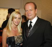Kelsey Grammer and Camille at the