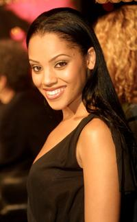 Bianca Lawson at the world premiere of