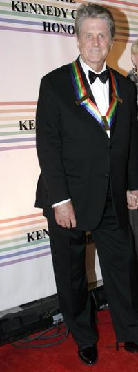 Brian Wilson at the Kennedy Center Honors gala.