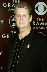 Brian Wilson at the 47th Annual Grammy Awards.