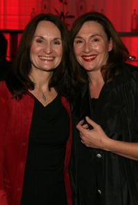 Beth Grant and Nora Dunn at the Sundowners cocktail reception during the AFI FEST 2007.
