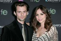 Nate Dushku and Eliza Dushku at the premiere screening of