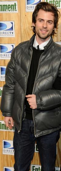 Nate Dushku at the 2008 Sundance Film Festival.