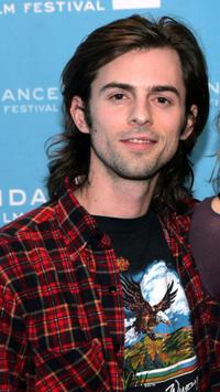 Nate Dushku at the screening of