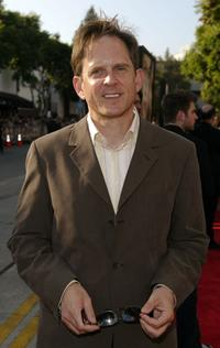 David Marshall Grant at the world premiere of