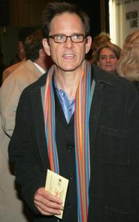 David Marshall Grant at the New York opening night of