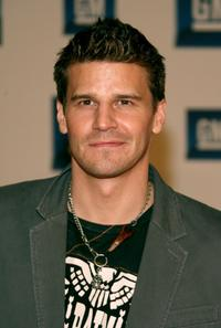 David Boreanaz at the 6th Annual General Motors TEN event.