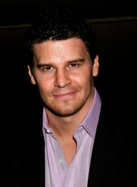 David Boreanaz at the 18th Annual Genesis Awards.