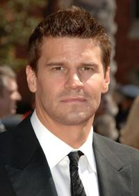 David Boreanaz at the 2007 Creative Arts Emmy Awards.