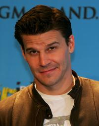 David Boreanaz at the 2005 Billboard Music Awards.