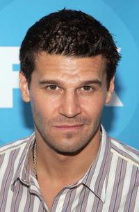 David Boreanaz at the 2006 Fox Summer TCA Party.