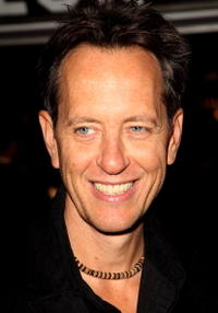 Richard E. Grant at the Times BFI 51st London Film Festival UK premiere of