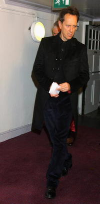 Richard E. Grant at the ENO's Aida Press Night at the London Coliseum.