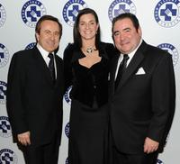 Chef Daniel Boulud, Mary Richardson Kennedy and Emeril Lagasse at the 2009 Annual Food Allergy Ball.
