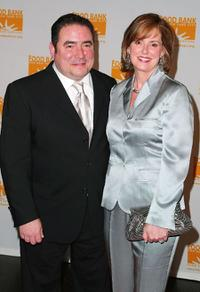 Emeril Lagasse and Alden Lovelace at the 6th Annual Can-Do Awards.
