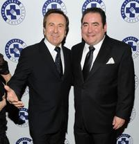 Chef Daniel Boulud and Emeril Lagasse at the 2009 Annual Food Allergy Ball.