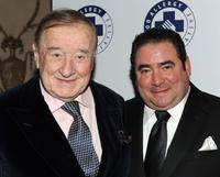 Sirio Maccioni and Emeril Lagasse at the 2009 Annual Food Allergy Ball.